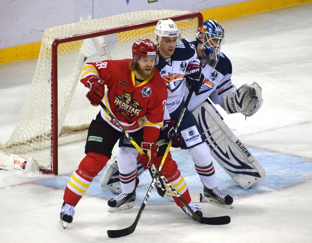 KHL Playoffs 2016/17